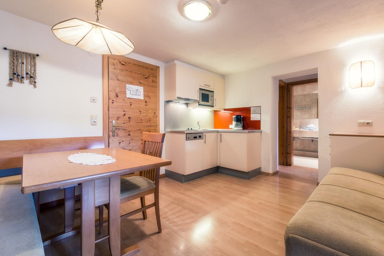 Apartment 203 – Haus Claudia