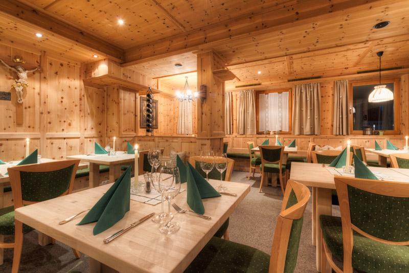 Restaurant – Haus Claudia