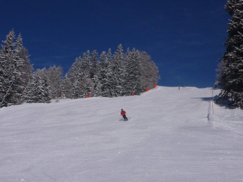Serfaus im Winter – Haus Claudia