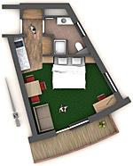 apartment 101 und 201
