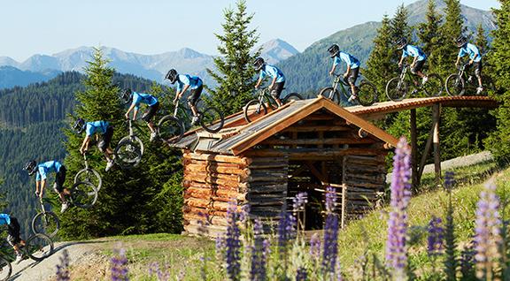Bikepark Serfaus ist nun Gravity Card Mitglied