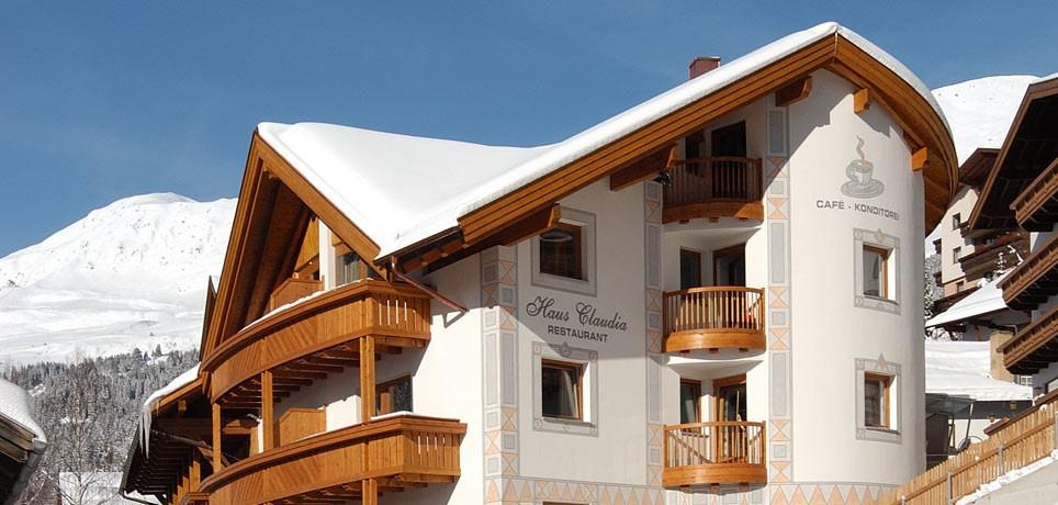 Haus Claudia – Serfaus in Tirol