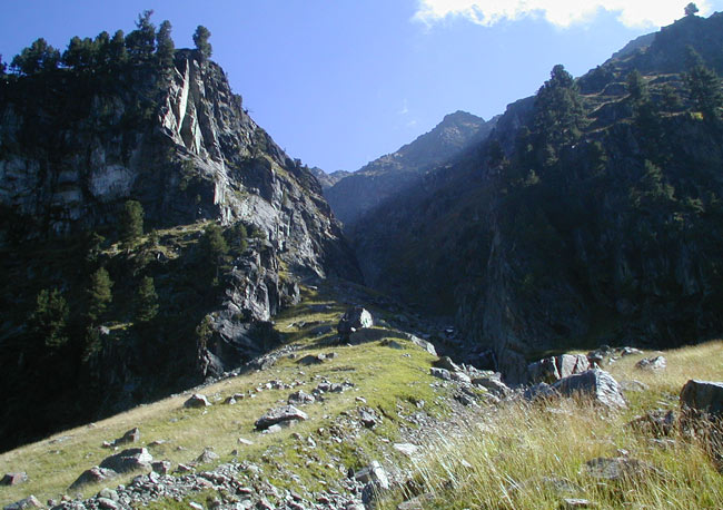 Bergwandern in Serfaus